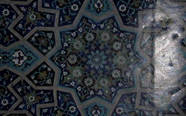 Arab tilings